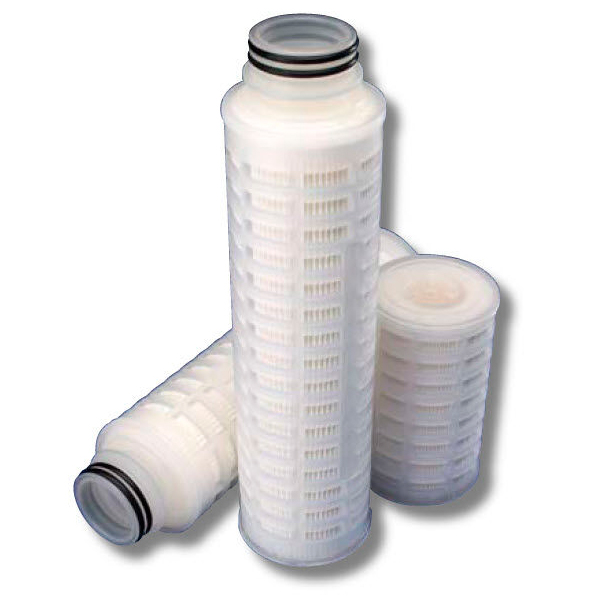 PES Membrane Pleated Filter Cartridges