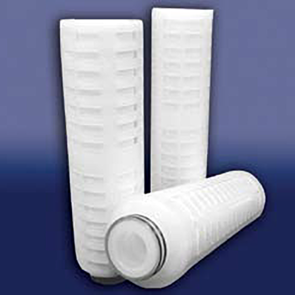 Pleated Polypropylene Depth Filter Cartridges