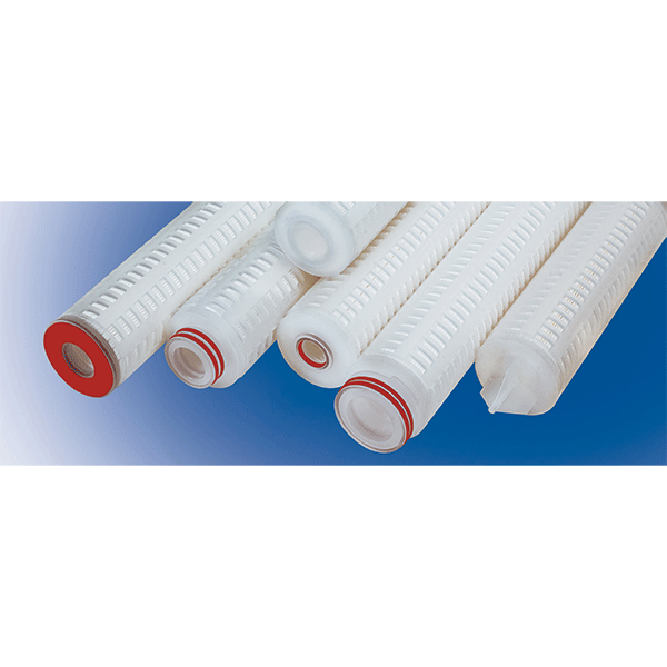 Global High Purity Pleated Polypropylene Filter Cartridge