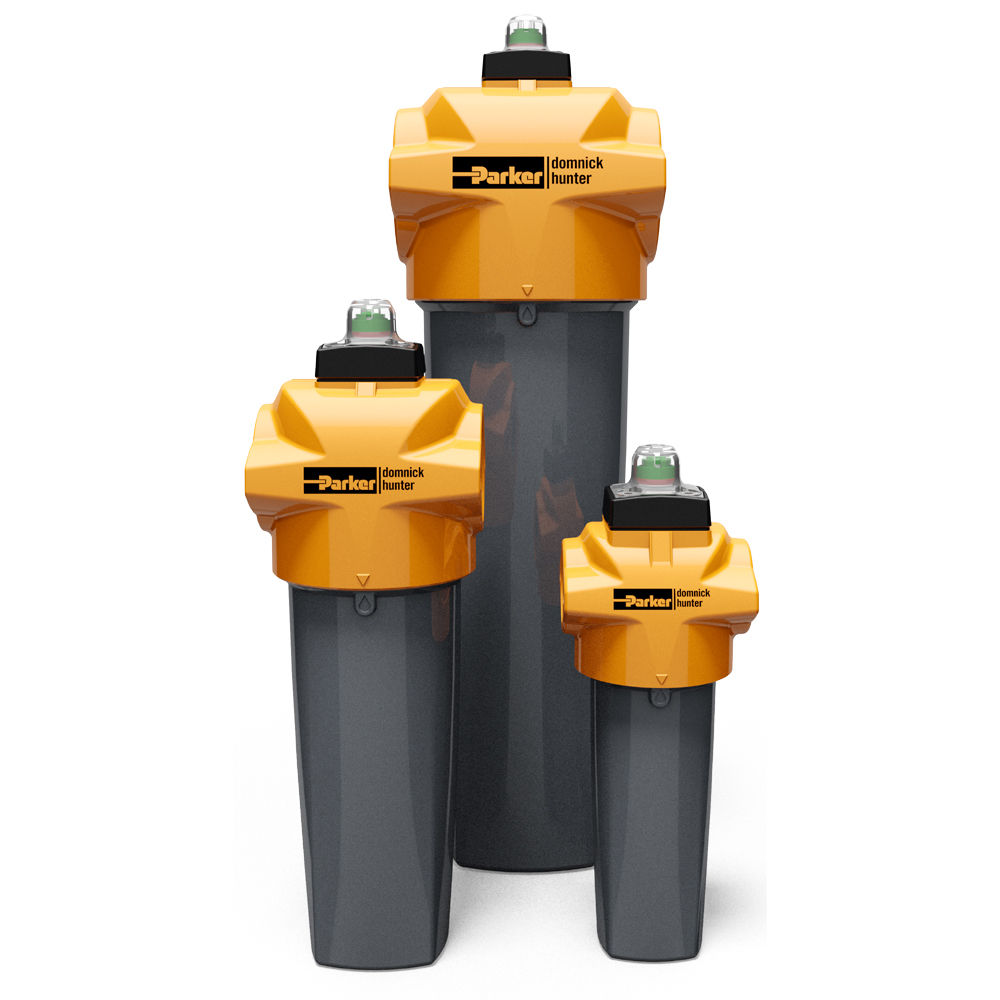 Parker Compressed Air Filters
